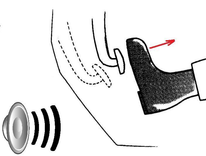 при торможении слышен гул вольво хс 90
